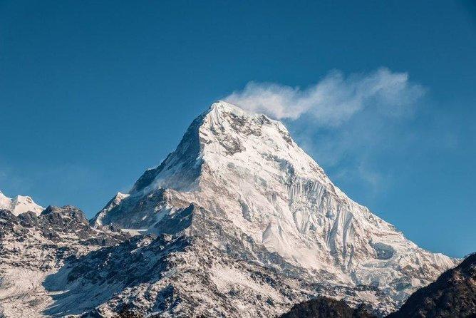 Annapurna panorama Trek.