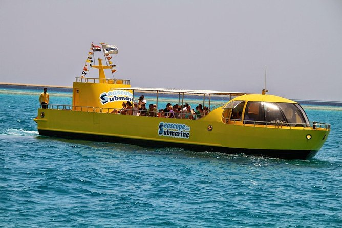 From Hurghada: 2-Hour Trip by Semi-Submarine photo 3
