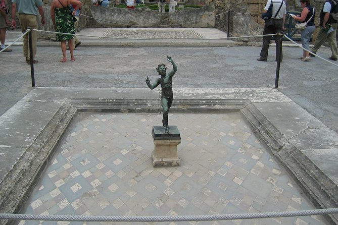 From Naples - Enjoy Pompeii drive tour with official Archaeological Guide -