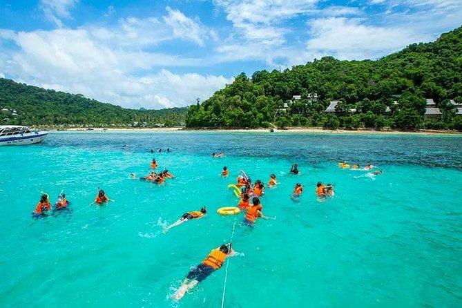 Phi Phi Island Half Day Tour