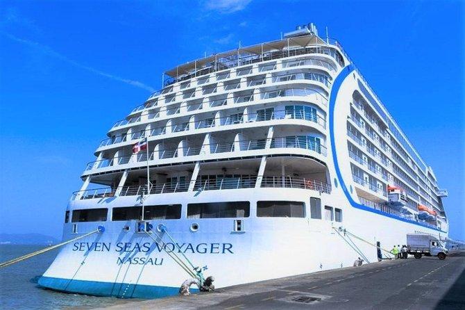 Private transfer Seven Seas Voyager, Venice cruise terminal, Marco Polo airport