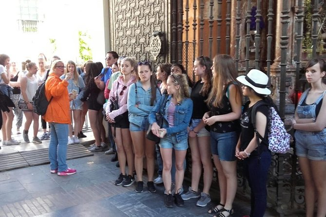 Guided Combo Tour into Alcazar and Cathedral