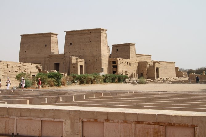 Aswan City Private Half Day Tour