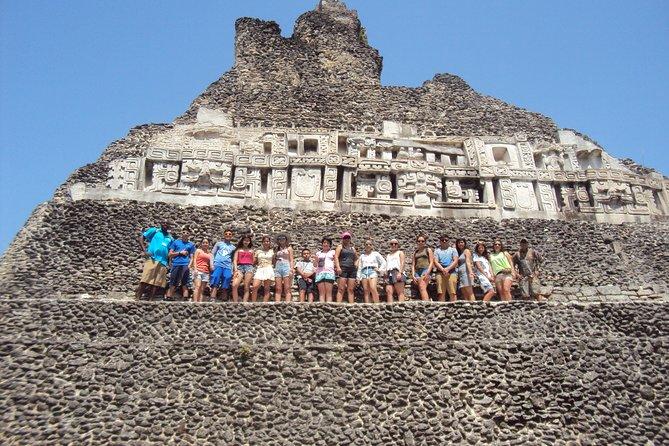 Xunantunich Mayan Site Tour from Belize City