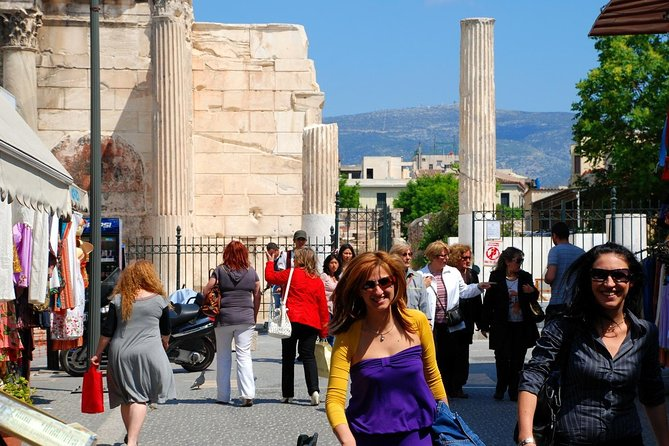 Jewish & Athens highlights - Private tour from Athens or Piraeus port (8 hours)