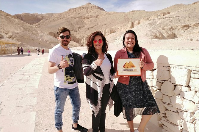 Valley of the Kings & Hatchepsut temple and Back into Egypt's ancient history