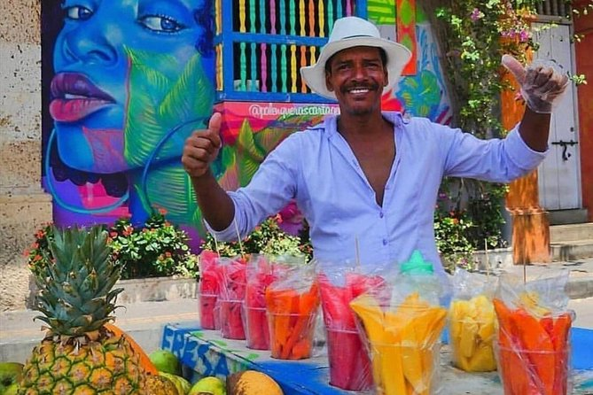 Cartagena - Food Tour