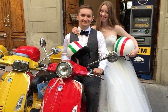 Vespa Rental in Florence