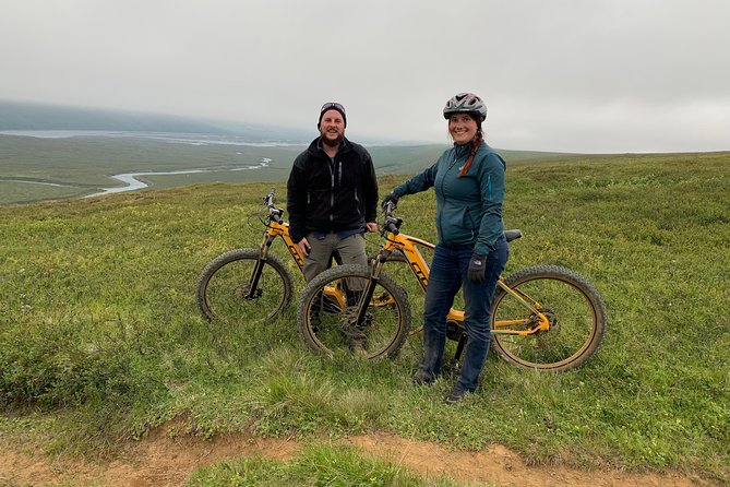 E-Bike tour to Goðafoss photo 6