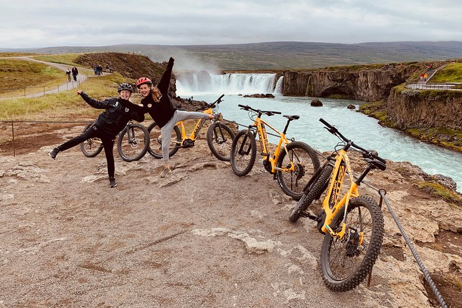 E-Bike tour to Goðafoss photo 5