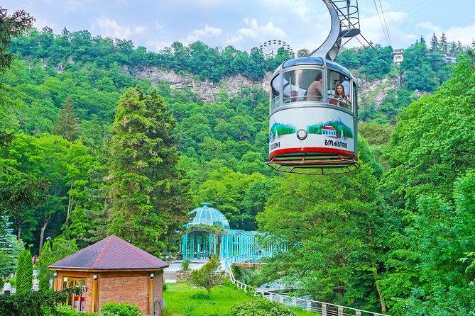 Full Day Group Tour from Tbilisi: Gori - Uplistsikhe - Borjomi