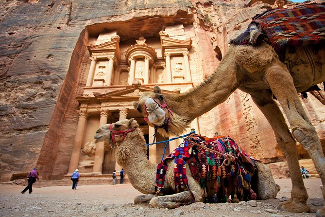 From Amman Private Day Trip to Petra with Pickup