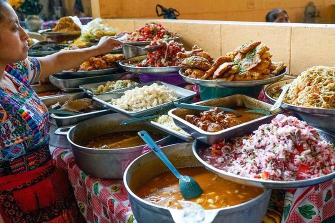 Guatemalan Food Tasting Experience