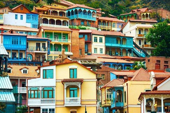 Private 4 hour walking Tbilisi city Tour