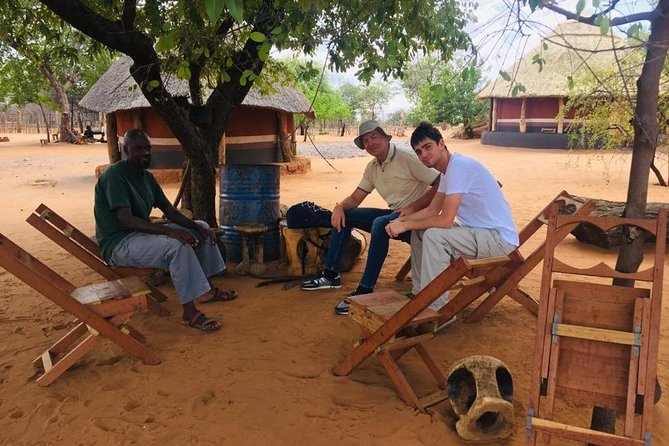 Victoria Falls Rural Tour: Village Life Experience