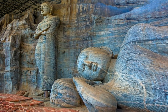 Private Day Tour to Dambulla Cave Temple & Polonnaruwa Ancient City From Kandy.