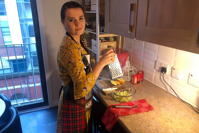 Scottish home cooking experience - Vegan style