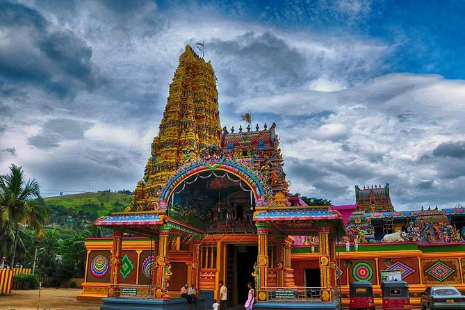 Sri Muthumariamman Temple & Sigiriya Day Tours