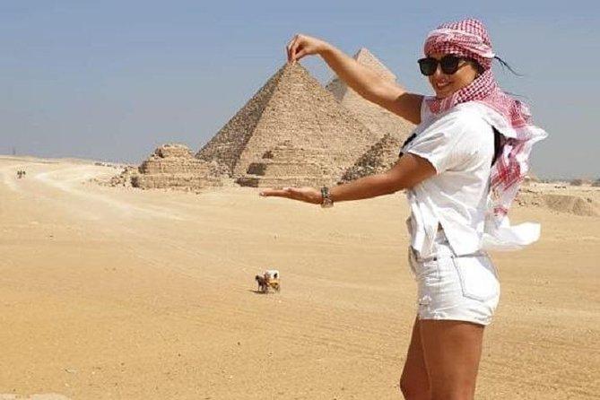 Giza Pyramids, Memphis and Sakkara Day Trip in Cairo