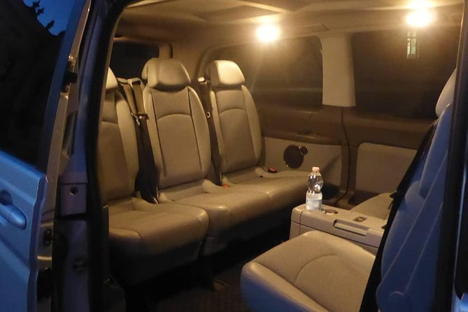 Transfer to and from airports Venice