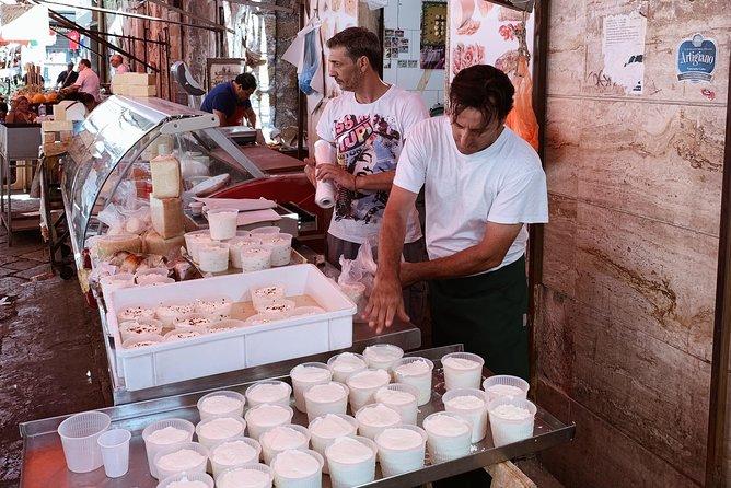 Chef-led Palermo Market Tours