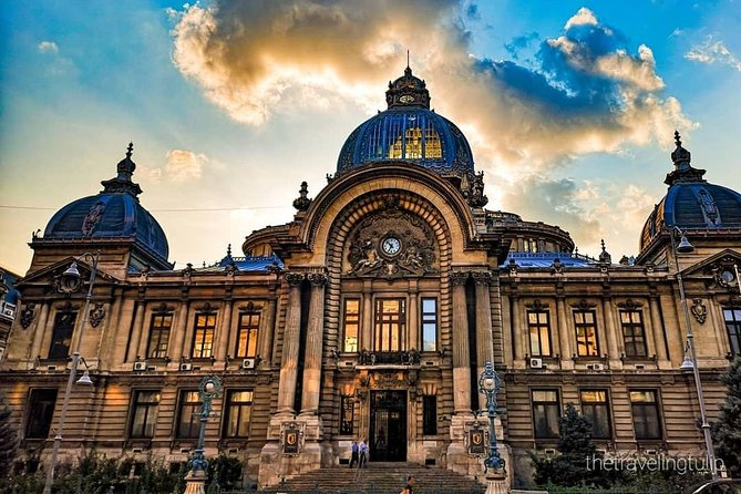 Discover Bucharest - one step at a time - 3 hours walking tour photo 6