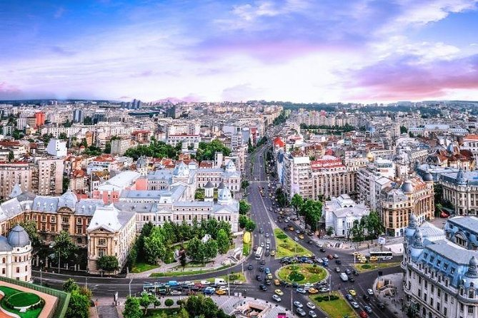 Bucharest Walking Tour: Revealing Communism