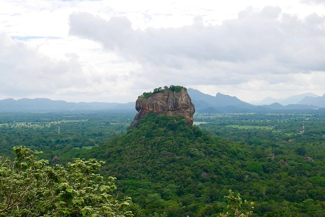 Private Day Tour to Sigiriya Rock Fortress & Dambulla From Kandy.