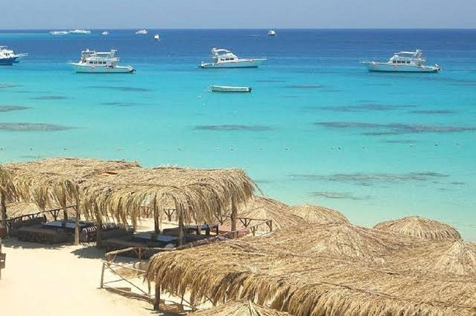 From Hurghada: Giftun Islands Full-Day Snorkeling Tour photo 11