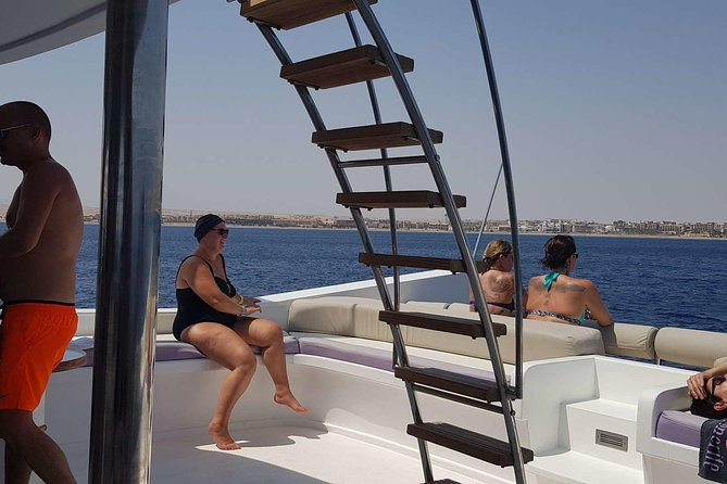 From Hurghada: Giftun Islands Full-Day Snorkeling Tour photo 15