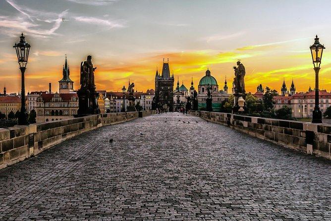 Prague Departure Private Transfers from Prague City to Prague Airport PRG
