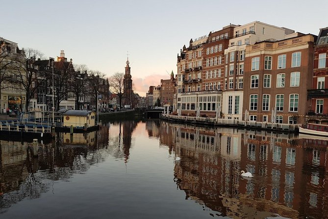Airport Transit City Tour: discover Amsterdam during your layover