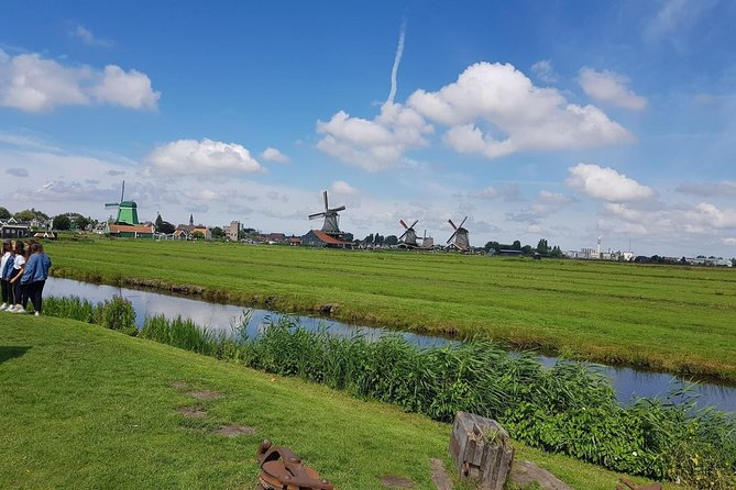 Private Amsterdam City & Countryside Tour: modern culture and local folklore photo 1