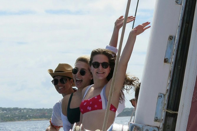 FLEXI CRUISERS' SPECIAL Private Snorkeling and Sailing Excursion