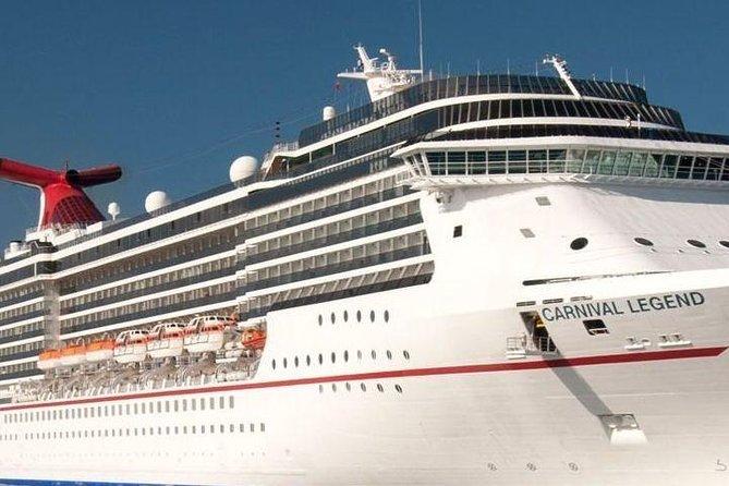 Private transfer, Carnival Legend, Venice cruise terminal, Marco Polo airport