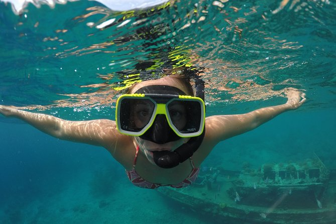 Snorkel, Cruise & Relax - East Coast Catamaran Trip - Tugboat & Spanish Water