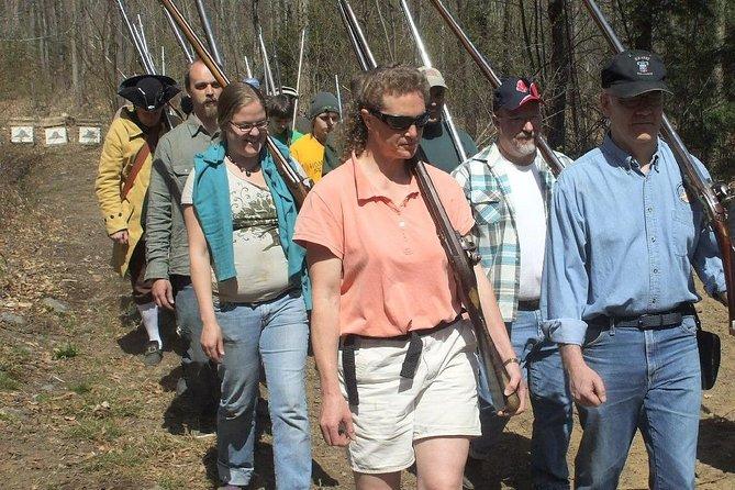 Colonial Flintlock Musket Experience
