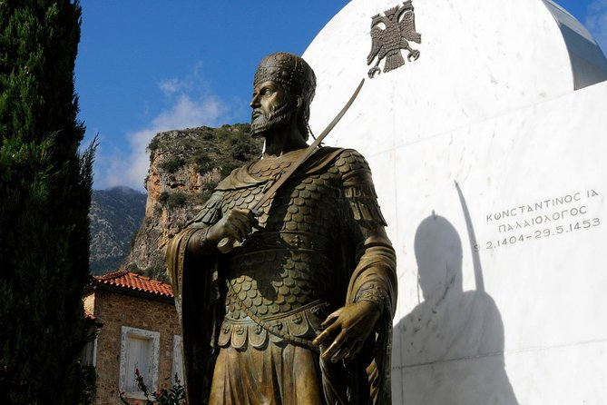 8 Days Peloponnese: Culture, Sightseeing & Photography Private Tour from Athens