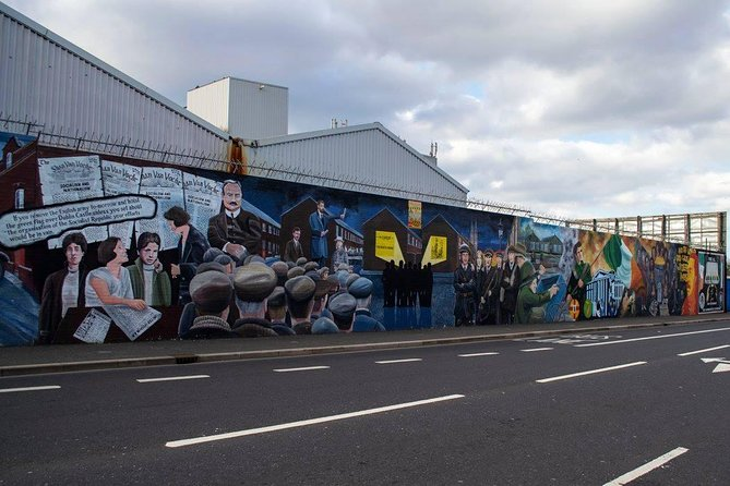 Private Belfast Political and Mural Tour