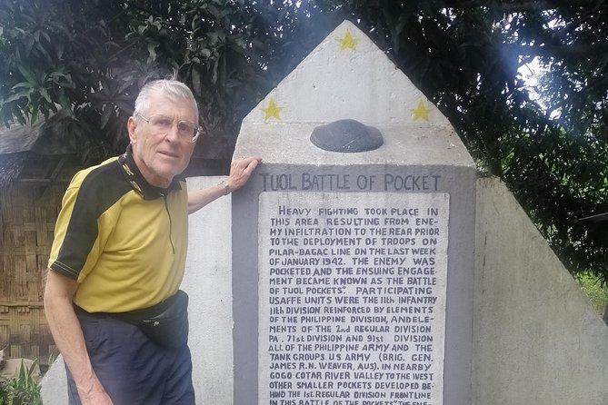 Bataan War Memorial Tour