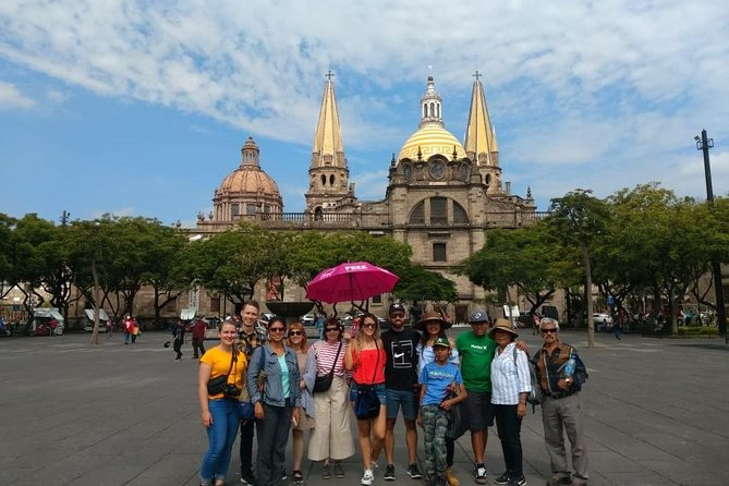Private Guadalajara City Tour Within Your Budget