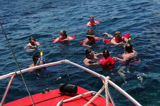 Guided Boat Tour & Snorkeling at Roatan with Pickup