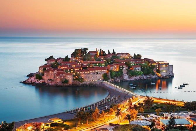 Kotor - Budva - Sveti Stefan | Unforgettable Montenegro Experience