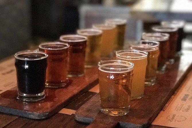 Craft Beer Tasting Experience
