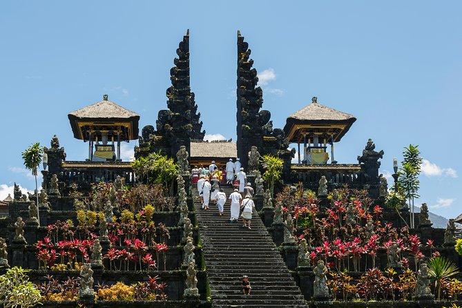 Bali Full Day: KINTAMANI VOLCANO - UBUD - BESAKIH 'Bali Mother Temple'
