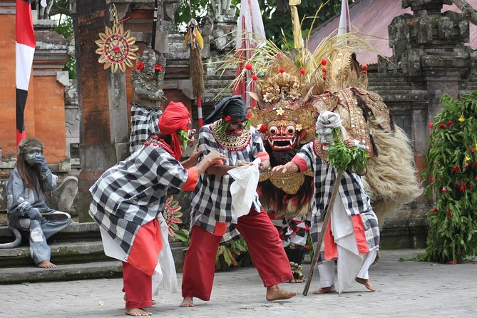 Bali Full Day Tours : Kintamani Highland VOLCANO – Ubud - ULUWATU TEMPLE SUNSET