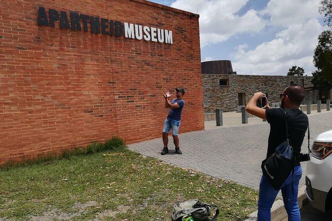 Apartheid Museum & Soweto