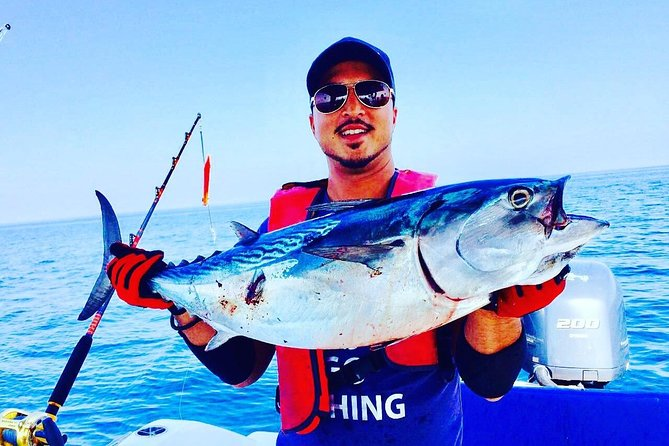 Go Fishing Dubai 5 hours Trolling & Regular Fishing