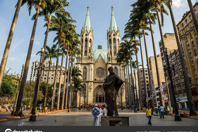Full Complete Tour of São Paulo with Airport Departure Option