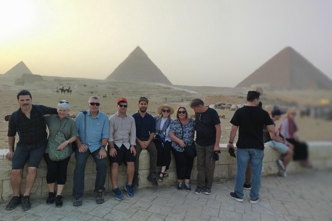 Cairo Top day tour Giza pyramids, Egyptian Museum , felucca and Elkhalili bazaar